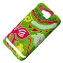 Green Organic Abstract Samsung Ativ S i8750 Hardshell Case View4