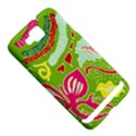 Green Organic Abstract Samsung Ativ S i8750 Hardshell Case View5