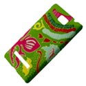 Green Organic Abstract HTC 8S Hardshell Case View4