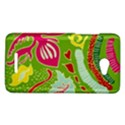 Green Organic Abstract HTC Butterfly X920E Hardshell Case View1