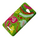 Green Organic Abstract HTC Butterfly X920E Hardshell Case View4