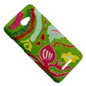 Green Organic Abstract HTC Butterfly X920E Hardshell Case View5