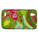 Green Organic Abstract HTC Desire V (T328W) Hardshell Case View1