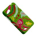Green Organic Abstract HTC Desire VC (T328D) Hardshell Case View5
