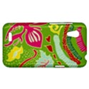 Green Organic Abstract HTC Desire VT (T328T) Hardshell Case View1