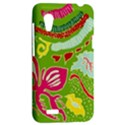 Green Organic Abstract HTC Desire VT (T328T) Hardshell Case View2