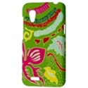 Green Organic Abstract HTC Desire VT (T328T) Hardshell Case View3