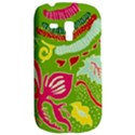 Green Organic Abstract Samsung Galaxy S3 MINI I8190 Hardshell Case View2