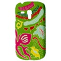 Green Organic Abstract Samsung Galaxy S3 MINI I8190 Hardshell Case View3