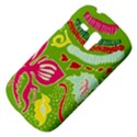 Green Organic Abstract Samsung Galaxy S3 MINI I8190 Hardshell Case View4