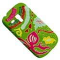 Green Organic Abstract Samsung Galaxy S3 MINI I8190 Hardshell Case View5