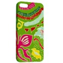 Green Organic Abstract Apple iPhone 5 Hardshell Case with Stand View2
