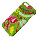 Green Organic Abstract Apple iPhone 5 Hardshell Case with Stand View4