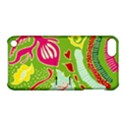 Green Organic Abstract Apple iPod Touch 5 Hardshell Case with Stand View1