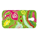 Green Organic Abstract Samsung Galaxy S4 I9500/I9505 Hardshell Case View1