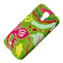 Green Organic Abstract Samsung Galaxy S4 I9500/I9505 Hardshell Case View4