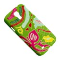Green Organic Abstract Samsung Galaxy S4 I9500/I9505 Hardshell Case View5