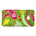 Green Organic Abstract HTC One M7 Hardshell Case View1