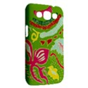 Green Organic Abstract Samsung Galaxy Win I8550 Hardshell Case  View2