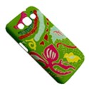 Green Organic Abstract Samsung Galaxy Win I8550 Hardshell Case  View5