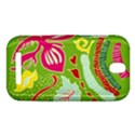 Green Organic Abstract HTC One SV Hardshell Case View1