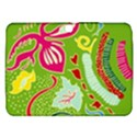Green Organic Abstract Samsung Galaxy Tab 3 (10.1 ) P5200 Hardshell Case  View1