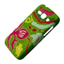 Green Organic Abstract Samsung Galaxy Ace 3 S7272 Hardshell Case View4