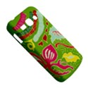 Green Organic Abstract Samsung Galaxy Ace 3 S7272 Hardshell Case View5