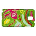Green Organic Abstract Samsung Galaxy Note 3 N9005 Hardshell Case View1
