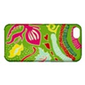 Green Organic Abstract Apple iPhone 5C Hardshell Case View1