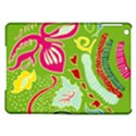Green Organic Abstract iPad Air Hardshell Cases View1