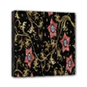 Floral Pattern Background Mini Canvas 6  x 6  View1