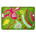 Green Organic Abstract Amazon Kindle Fire HD (2013) Hardshell Case View1