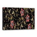 Floral Pattern Background Canvas 18  x 12  View1
