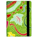 Green Organic Abstract iPad Mini 2 Flip Cases View2
