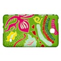 Green Organic Abstract Samsung Galaxy Tab 4 (7 ) Hardshell Case  View1