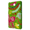 Green Organic Abstract Samsung Galaxy Tab 4 (7 ) Hardshell Case  View2