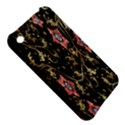 Floral Pattern Background Apple iPhone 3G/3GS Hardshell Case View5