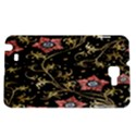 Floral Pattern Background Samsung Galaxy Note 1 Hardshell Case View1