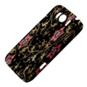 Floral Pattern Background HTC Sensation XL Hardshell Case View4