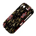 Floral Pattern Background HTC Desire S Hardshell Case View4