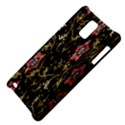 Floral Pattern Background Samsung Infuse 4G Hardshell Case  View4