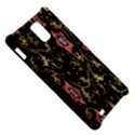 Floral Pattern Background Samsung Infuse 4G Hardshell Case  View5