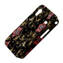 Floral Pattern Background Samsung Galaxy Ace S5830 Hardshell Case  View4