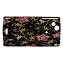 Floral Pattern Background Sony Xperia Arc View1