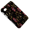 Floral Pattern Background Samsung Galaxy Tab 7  P1000 Hardshell Case  View5