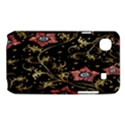 Floral Pattern Background Samsung Galaxy SL i9003 Hardshell Case View1