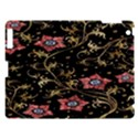 Floral Pattern Background Apple iPad 3/4 Hardshell Case View1