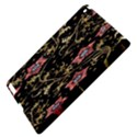 Floral Pattern Background Apple iPad 3/4 Hardshell Case View4