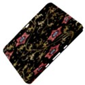 Floral Pattern Background Samsung Galaxy Tab 8.9  P7300 Hardshell Case  View4